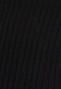 Bershka - Sweter - black - 4