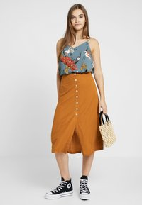 ONLY - ONLJANY SKIRT - A-line skirt - sugar almond - 1