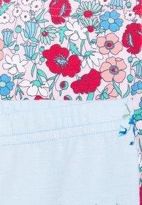 Cotton On - HUGGIE 2 PACK - Legíny - pink quartz red/frosty blue - 3
