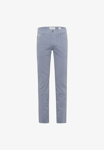 STYLE CADIZ SQ - Trousers - sky blue