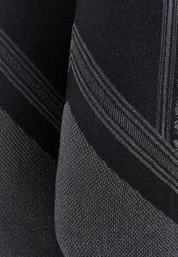 Wolford - CAMERON - Leggings - Stockings - black/white - 3