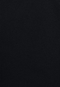 Missguided Petite - PUFF SLEEVE BODYSUIT - Print T-shirt - black - 2