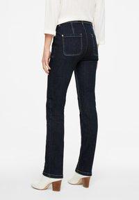 comma casual identity - Straight leg jeans - dark blue - 2