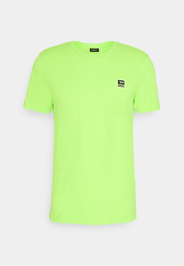T-DIEGOS-K30 T-SHIRT - Camiseta básica - lime