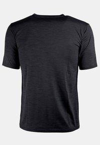 FORSBERG - SVETTSON FUNKTIONELLES ANTIBAKTERIELL - Basic T-shirt - anthra - 1
