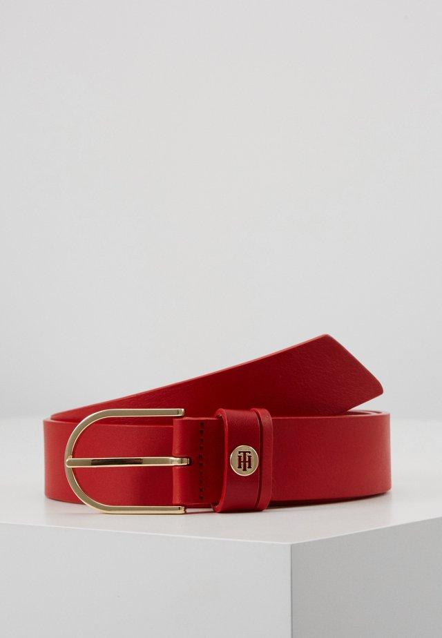 CLASSIC BELT  - Gürtel - red