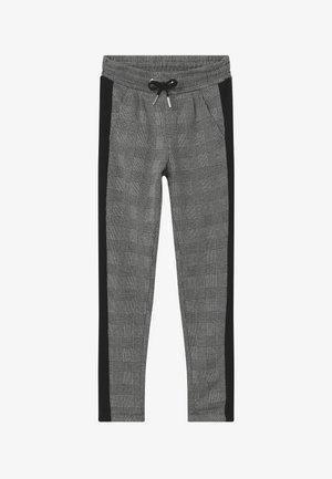 GIRLS KARO - Trousers - grau