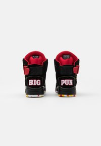 Ewing - 33 BIG PUN - High-top trainers - black/yellow/red - 2
