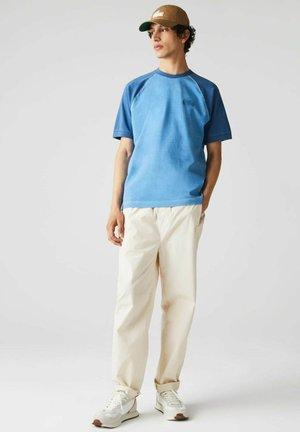 T-shirt print - blau / blau