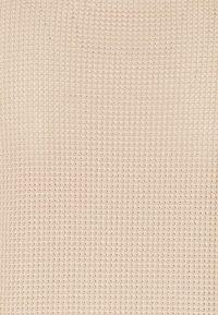 Samsøe Samsøe - EBBE CREW NECK - Jersey de punto - humus - 2