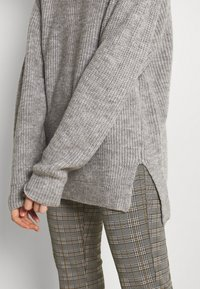 Even&Odd - Jumper - mottled grey - 5