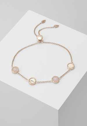ESSENTIAL - Collier - rosegold-coloured