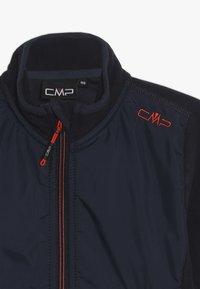 CMP - BOY JACKET - Fleecová bunda - blue - 4