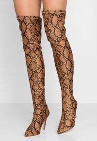 KIOMI - Over-the-knee boots - multicolor - 0