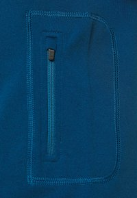 Lyle & Scott - PERFORMANCE SEAMLESS MIDLAYER - Sports shirt - deep fjord marl - 5