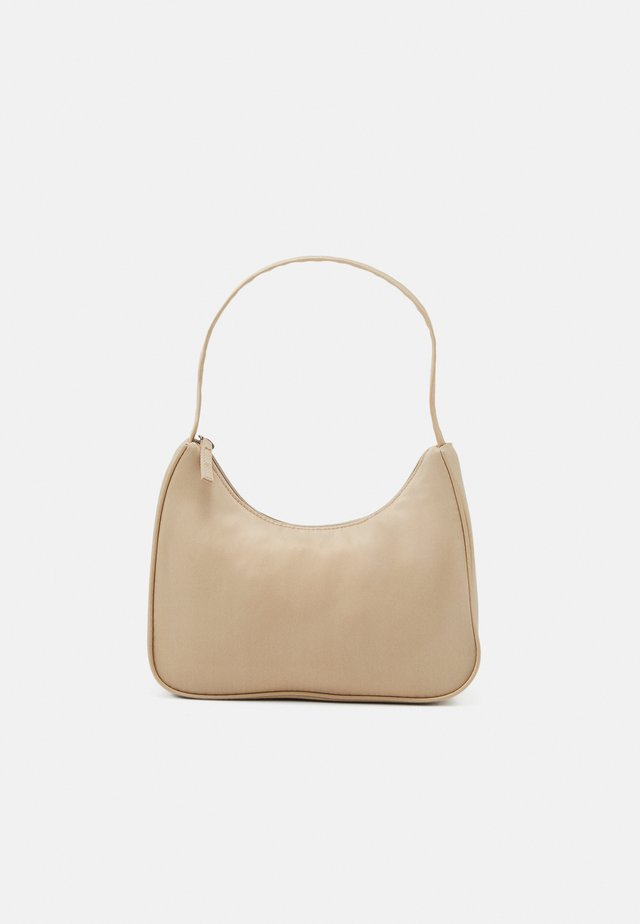 HILMA BAG - Sac à main - beige medium dusty