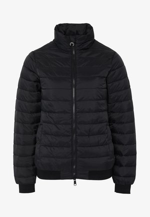 Light jacket - deep black