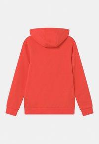 adidas Originals - ORIGINALS ADVENTURE SWEATSHIRT HOODIE - Huppari - bright red - 1