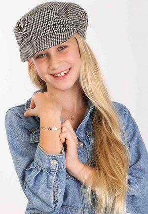 SET  - Necklace - zilver