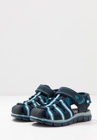 Primigi - Walking sandals - navy/blu scuro - 3