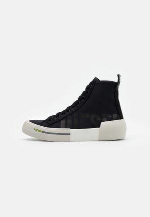 DESE S-DESE MID CUT W - High-top trainers - black