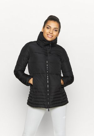 WOMAN MID JACKET - Winterjacke - nero
