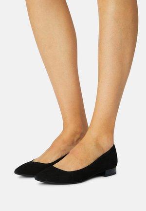 CHARYSSA - Ballet pumps - black