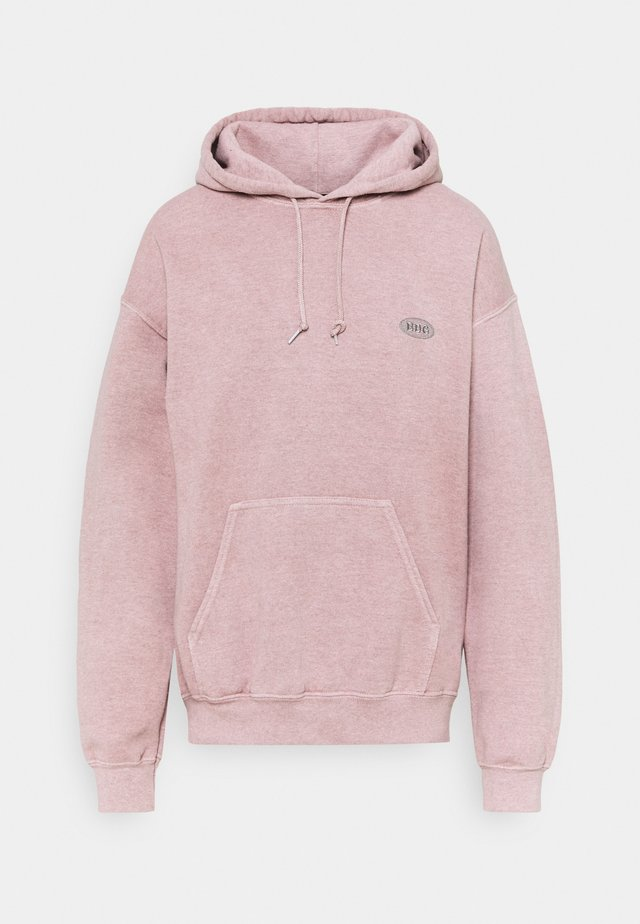 SKATE HOODIE - Jersey con capucha - pink