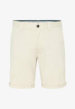 SCANTON - Shorts - smooth stone