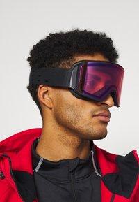 Giro - METHOD - Occhiali da sci - silli black viv infrared - 1