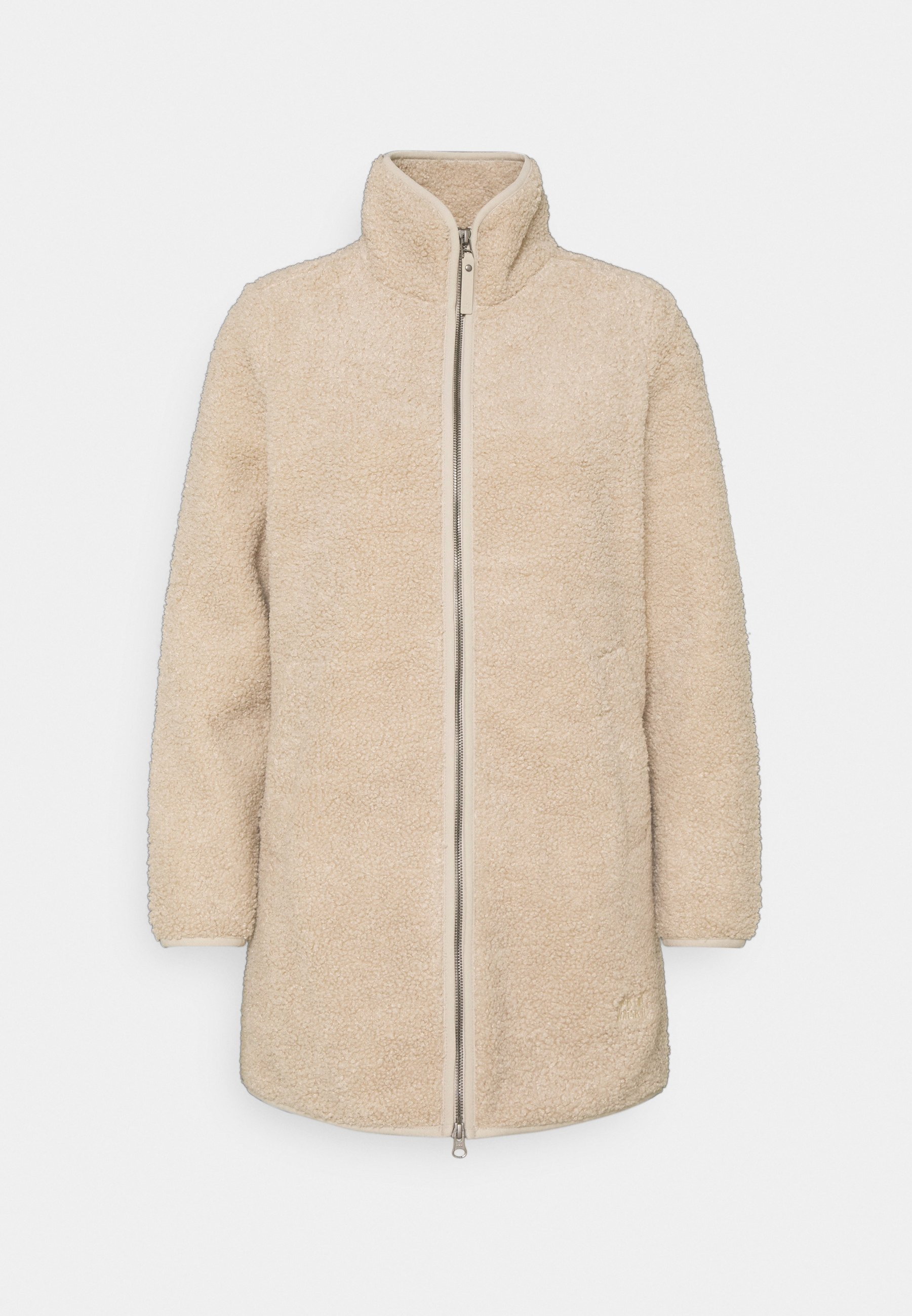 HIGH CLOUD COAT Fleecejacke dusty grey