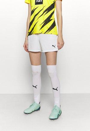 TEAMGOAL - kurze Sporthose - white