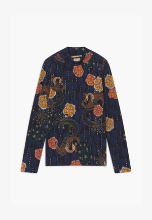 PEACOCK - Long sleeved top - multi-coloured