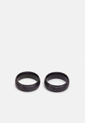 2 PACK - Ring - black