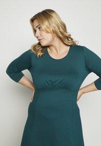Dorothy Perkins Curve - Jersey dress - teal - 3