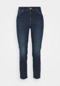 Marc Cain - Straight leg jeans - vintage indigo - 0