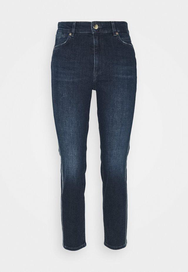 Straight leg -farkut - vintage indigo