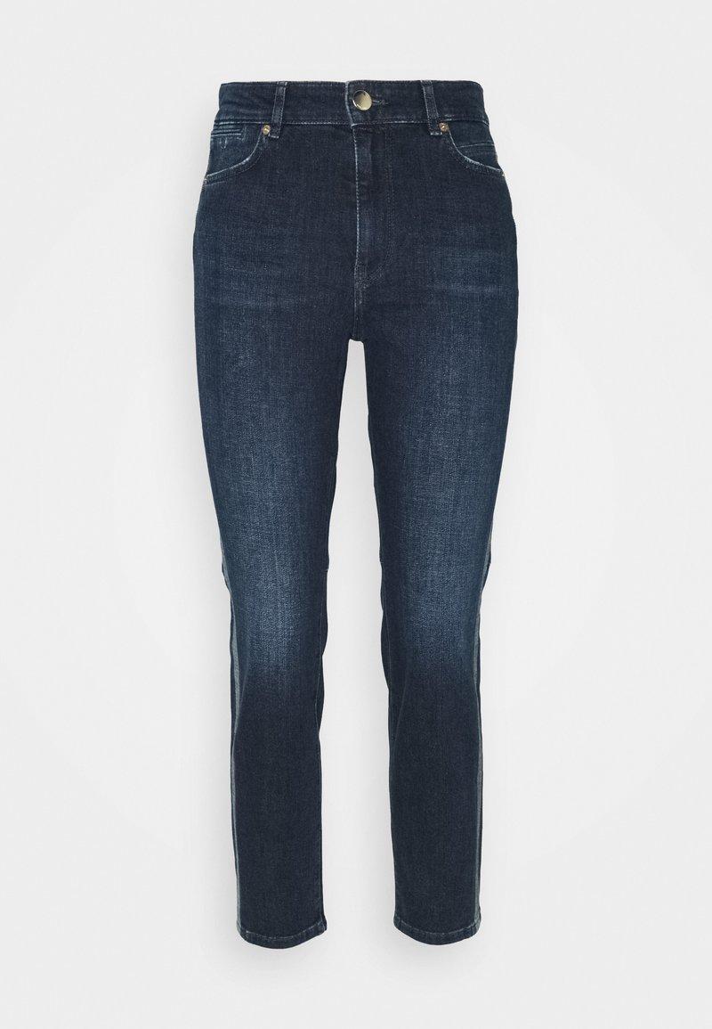 Marc Cain - Straight leg jeans - vintage indigo