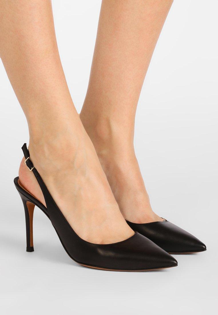 Pura Lopez - High heels - black