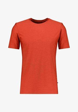 KAJOO - Basic T-shirt - bordeaux