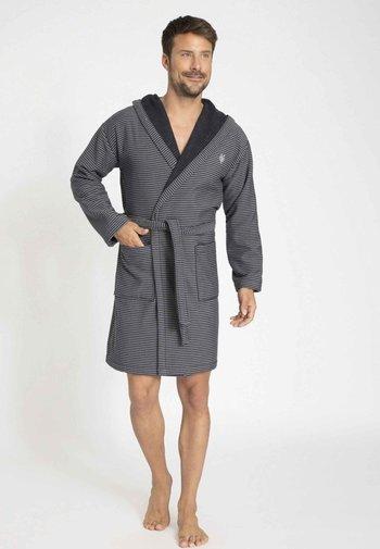 Dressing gown - marine