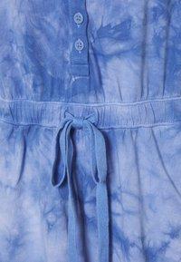 GAP - TIE DYE - Overall / Jumpsuit - blue - 2