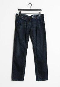 MOSCHINO - Straight leg jeans - blue - 0