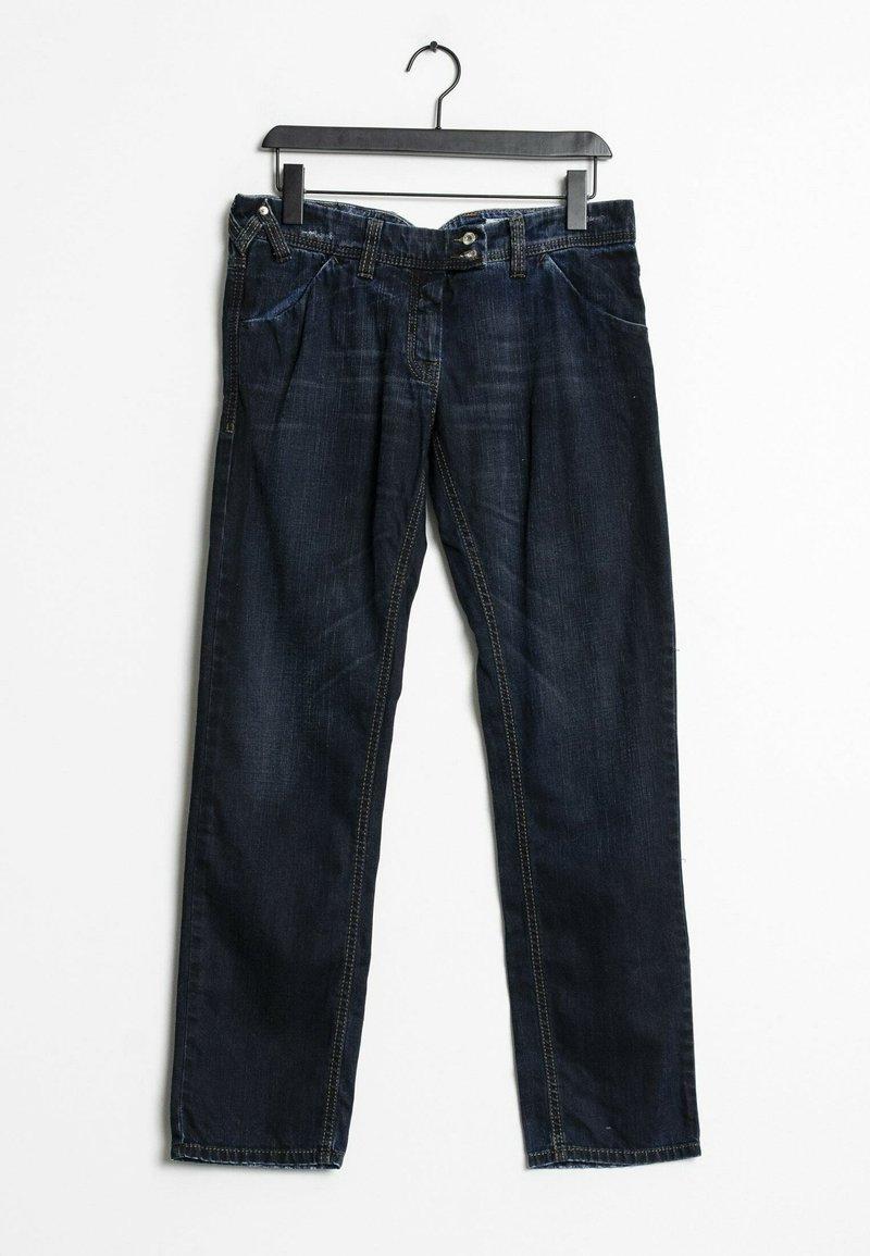MOSCHINO - Straight leg jeans - blue