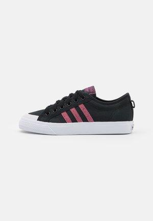 NIZZA  - Sneakers - core black/footwear white