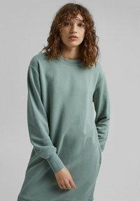 Esprit - Day dress - turquoise - 0