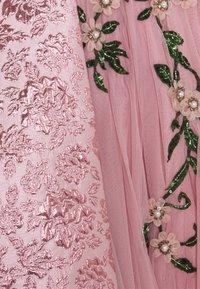 MOSCHINO - DRESS - Společenské šaty - pink - 2