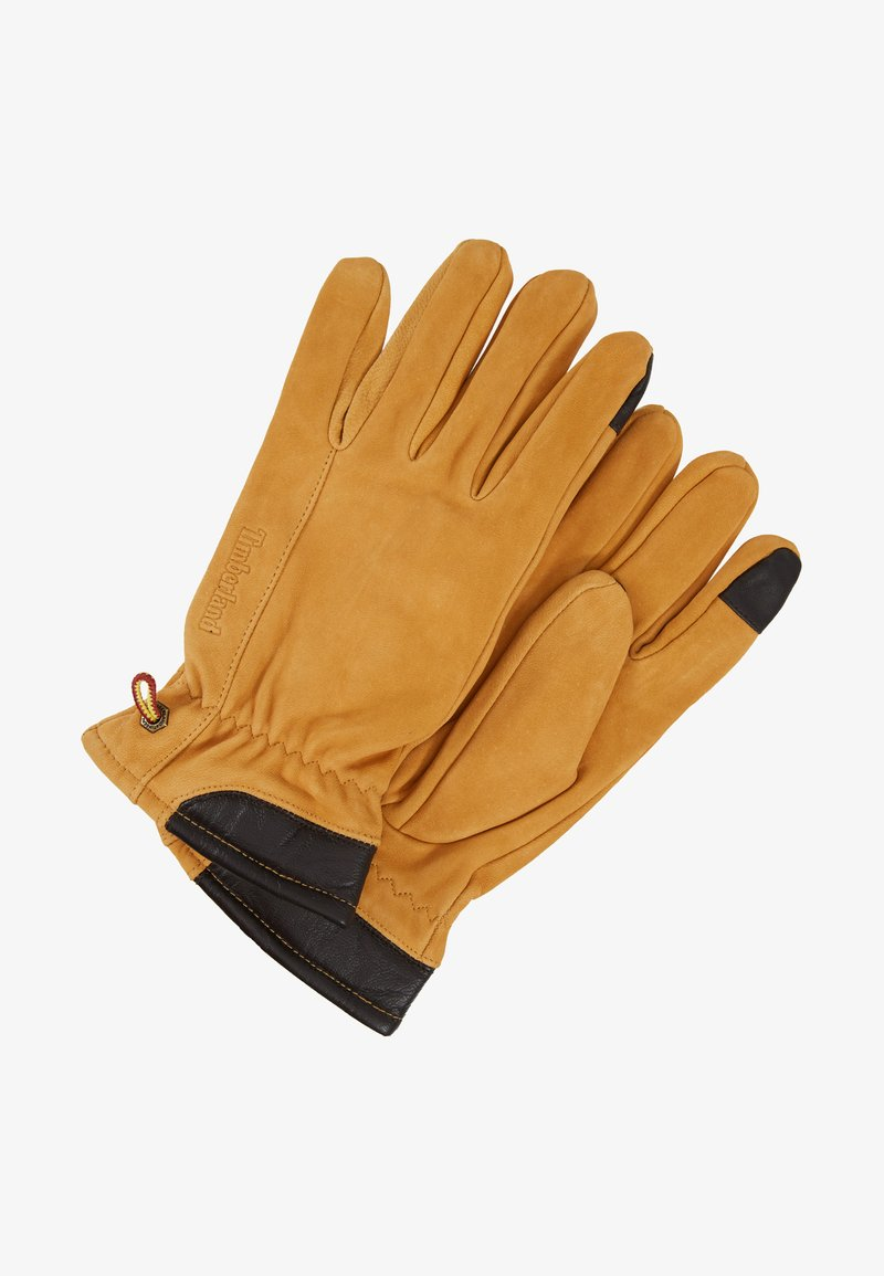 Timberland - GLOVE TOUCH TIPS - Gloves - wheat