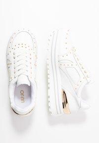 Liu Jo Jeans - MAXI - Sneakers laag - white - 3