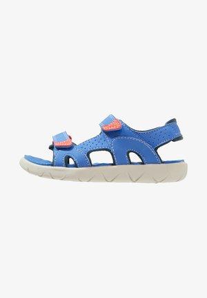 PERKINS ROW 2-STRAP - Outdoorsandalen - bright blue